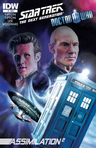 Star Trek: The Next Generation/Doctor Who: Assimil...