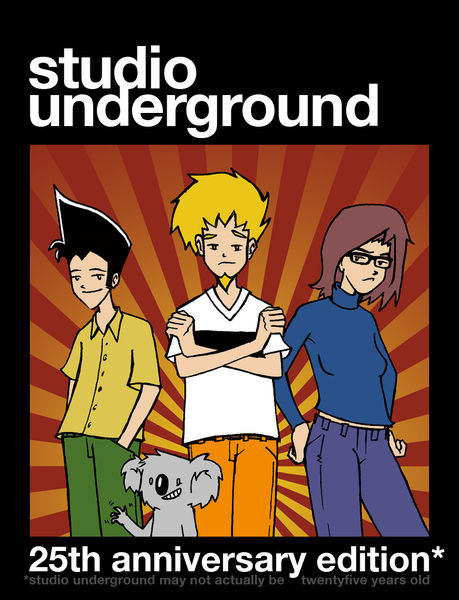 Studio Underground 25th Anniversary Edition
