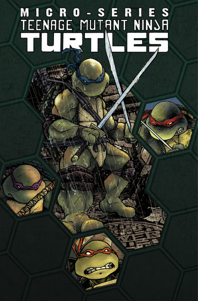 Teenage Mutant Ninja Turtles Microseries Volume 1