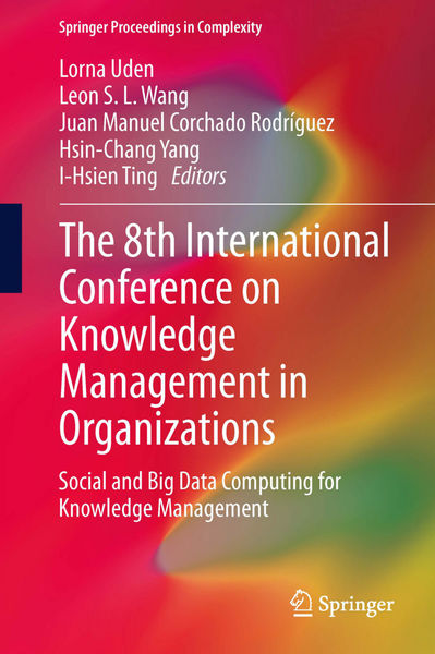 The 8th International Conference on Knowledge Mana...
