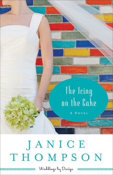 The Icing on the Cake (Weddings by Design Book #2)
