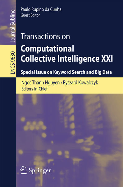 Transactions on Computational Collective Intellige...