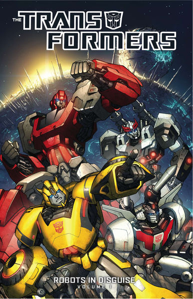 Transformers: Robots in Disguise, Vol. 1