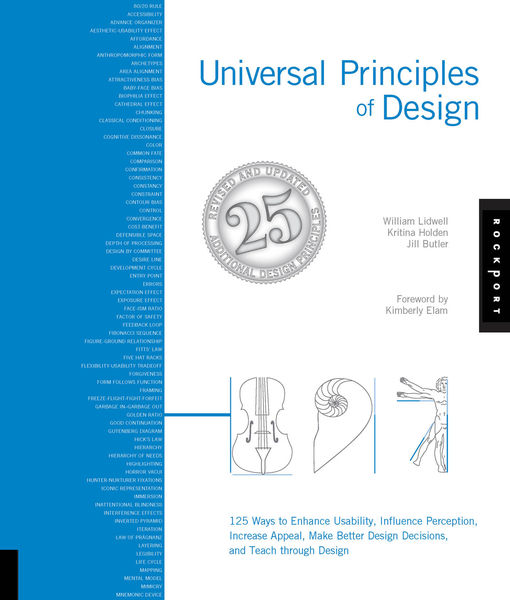 Universal Principles of Design, Revised and Update...
