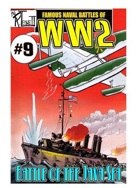 World War 2 Battle of the Java Sea