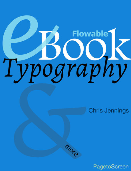 eBook Typography