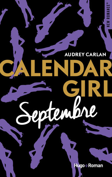 Calendar Girl - Septembre -Extrait offert-