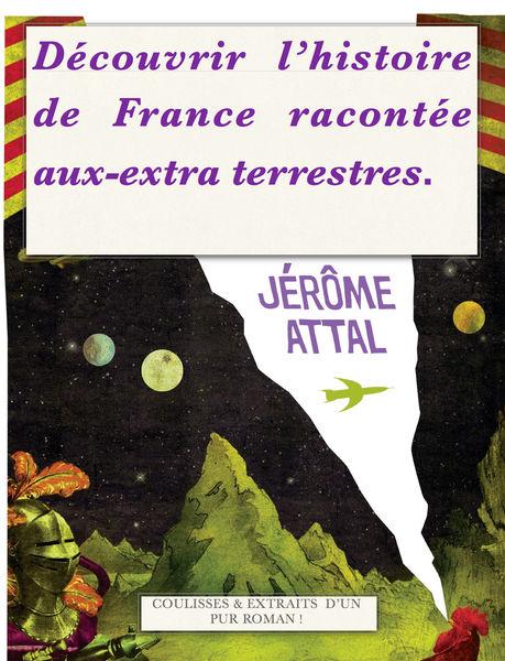Découvrir l'histoire de France racontée aux extra-...