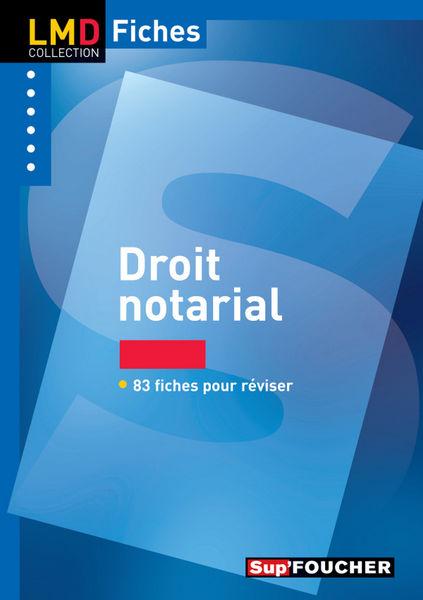 Droit notarial