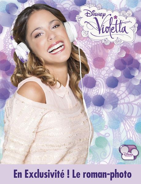 En exclusivité ! Le roman-photo de Violetta - sais...