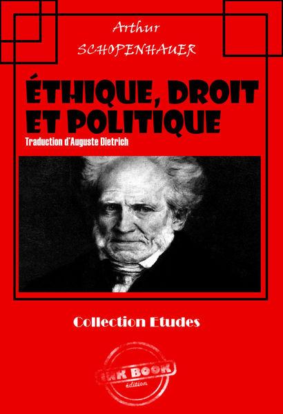 Éthique, droit et politique