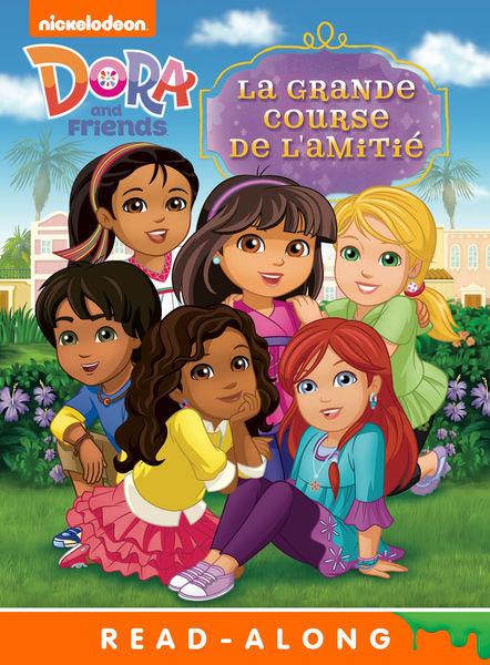 La grande course de l'amitié (Dora and Friends) (H...