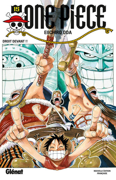 One Piece - Édition originale - Tome 15
