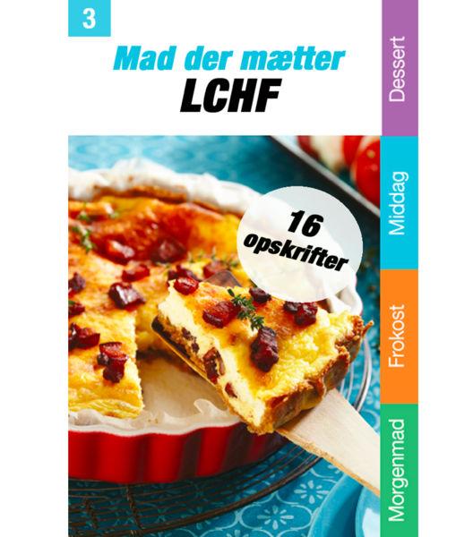 Opskrifter fra LCHF-kuren 3