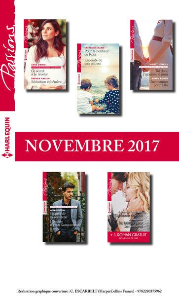 10 romans Passions + 1 gratuit (nº685 à 689 - Nove...
