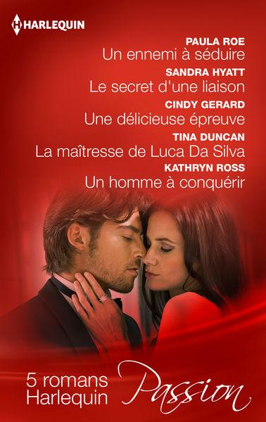 5 romans Harlequin « Passion »