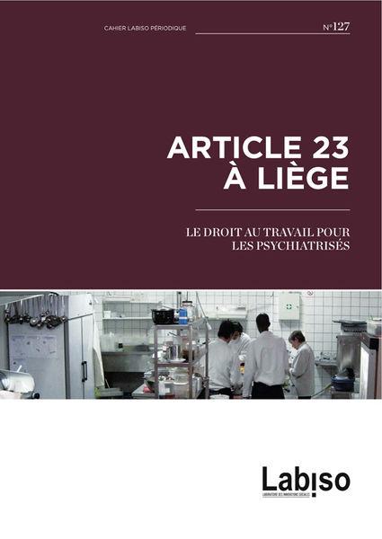 Article 23 à Liège