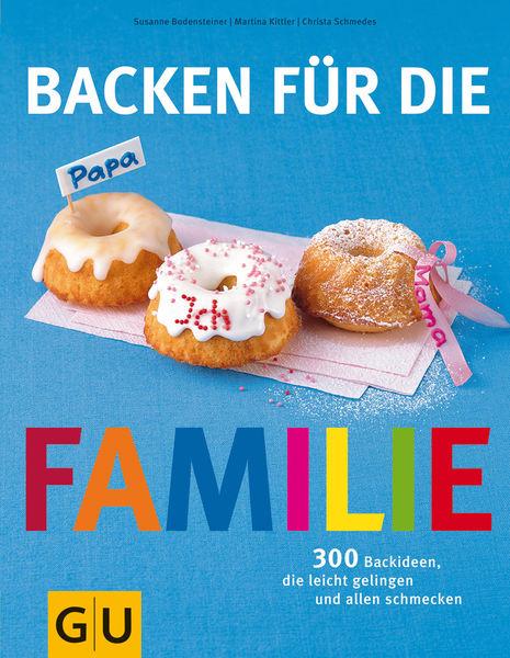 Backen für die Familie