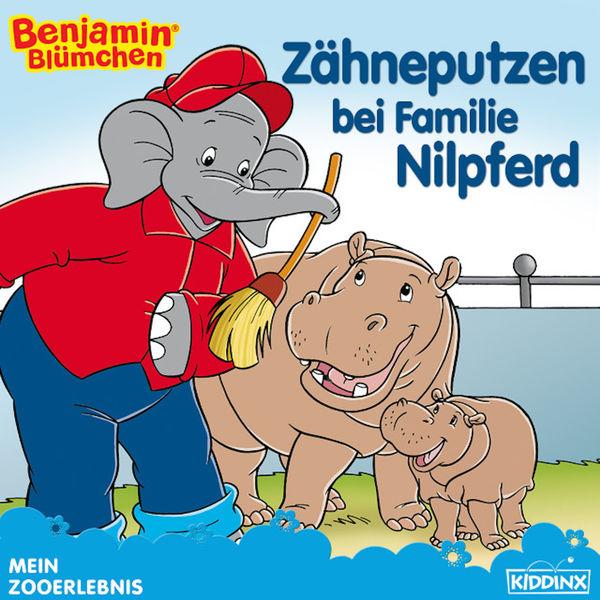 Benjamin Blümchen - Zähneputzen bei Familie Nilpfe...