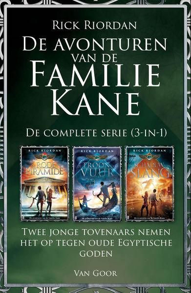 De avonturen van de familie Kane – De complete ser...