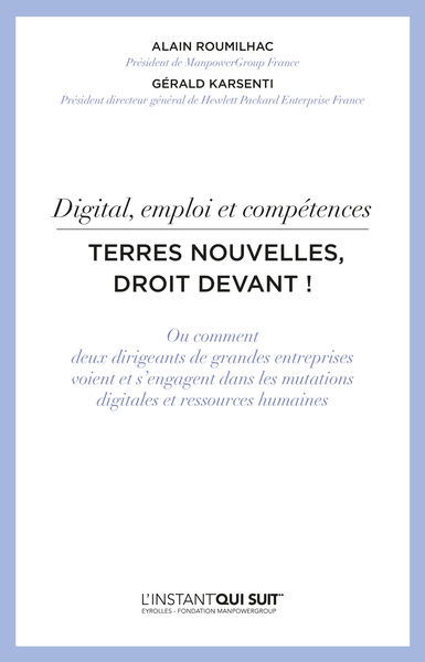 Digital, emploi et compétences - Terres nouvelles,...