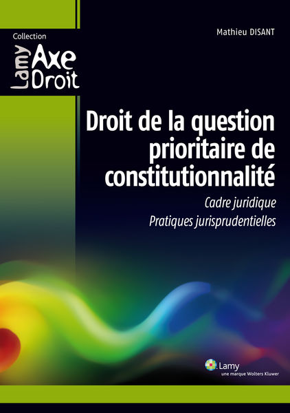 Droit de la question prioritaire de constitutionna...