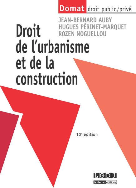 Droit de l'urbanisme et de la construction