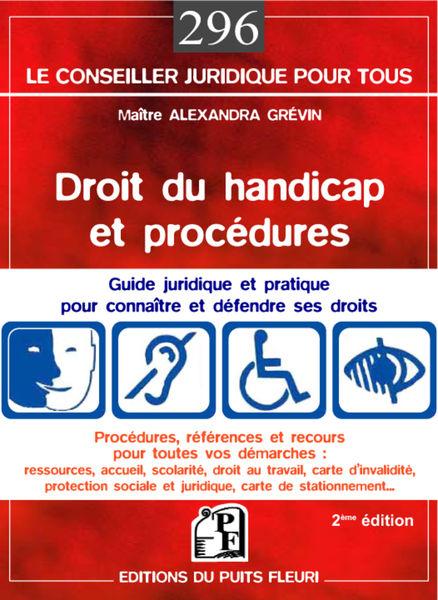 Droit du handicap et procédures
