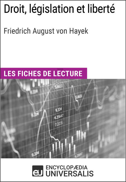 Droit, législation et liberté de Friedrich August ...