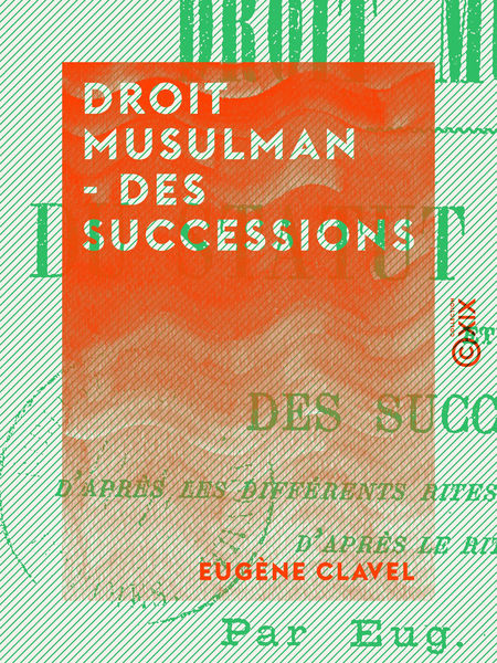 Droit musulman - Des successions