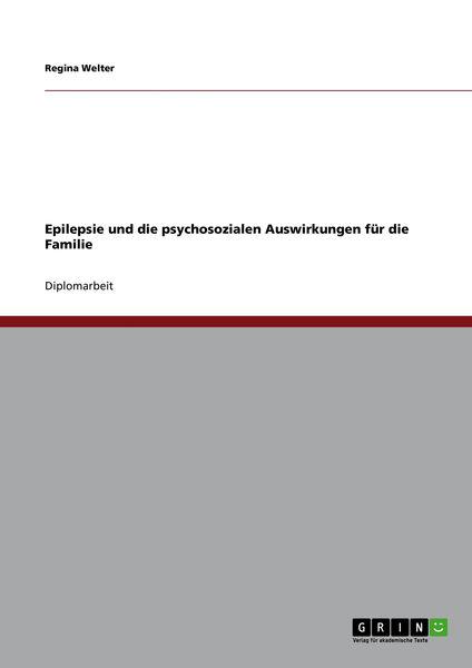 Epilepsie und die psychosozialen Auswirkungen für ...