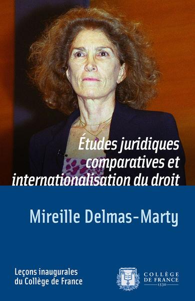 Études juridiques comparatives et internationalisa...