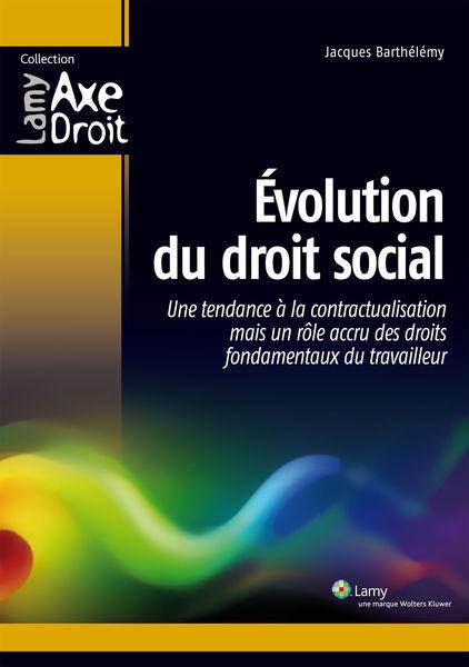 Évolution du droit social