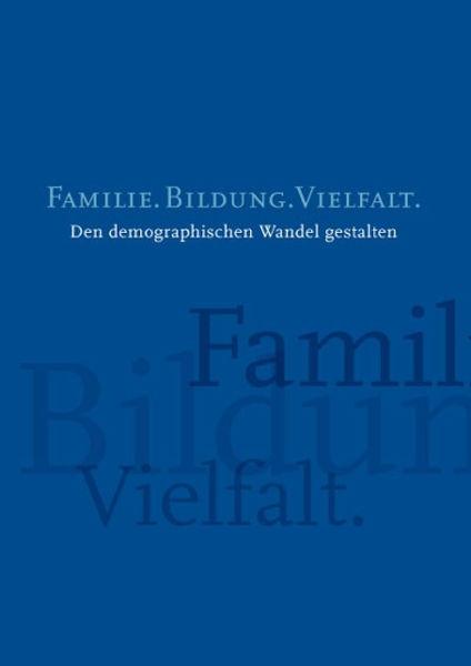 Familie. Bildung. Vielfalt.