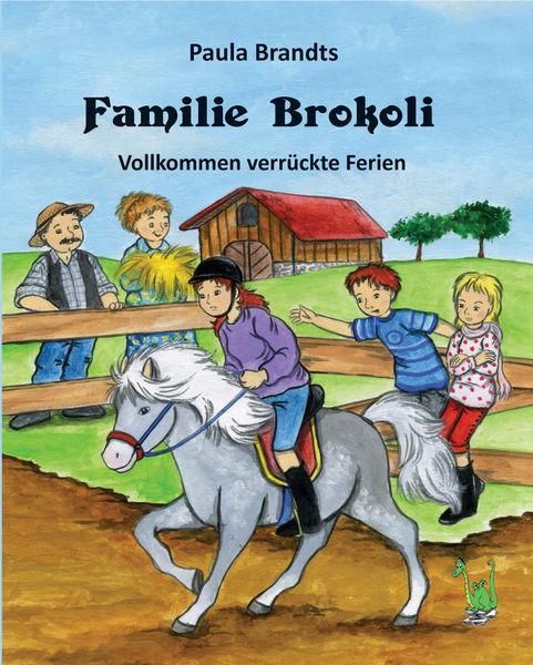 Familie Brokoli - Vollkommen verrückte Ferien