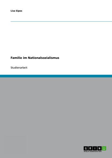 Familie im Nationalsozialismus