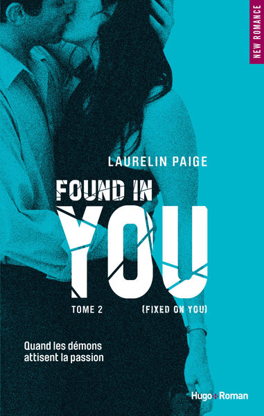 Found in you - tome 2 (Fixed on you) (Extrait offe...