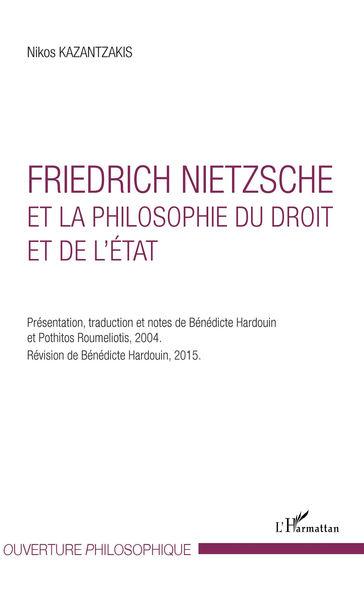 Friedrich nietzsche et la philosophie du droit et ...