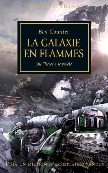 La Galaxie en Flammes
