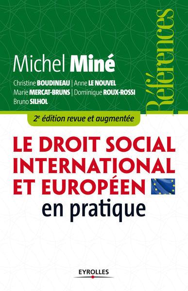 Le droit social international et européen en prati...