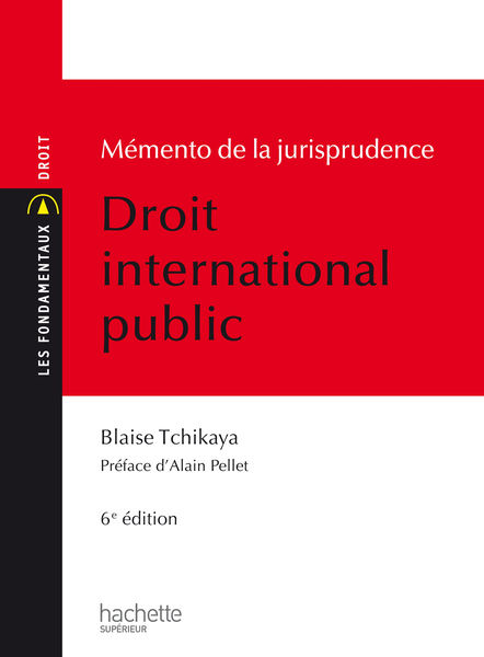 Les Fondamentaux Jurisprudence Droit International...