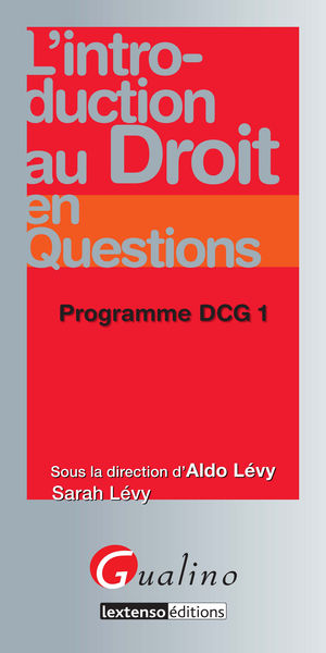 L'introduction au droit en questions