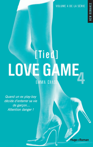 Love game - tome 4 Tied (Extrait offert)