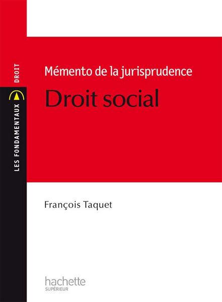 Mémento de jurisprudence en droit social