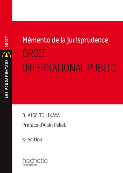 Memento Droit international public
