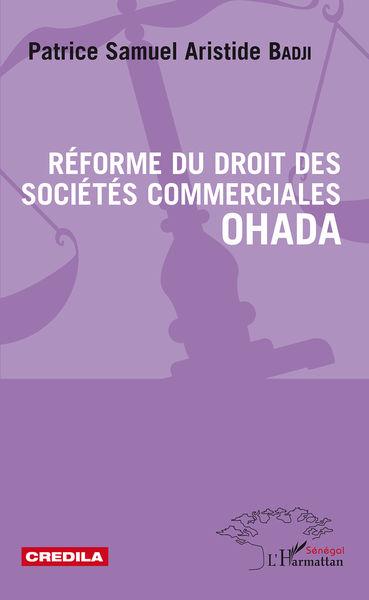Réforme du droit des sociétés commerciales OHADA