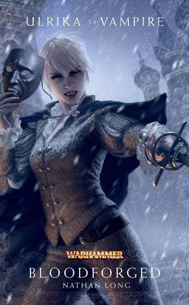 Ulrika la vampire : Bloodforged