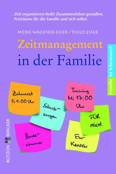 Zeitmanagement in der Familie
