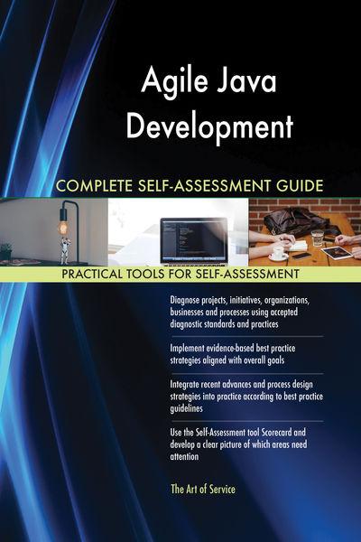 Agile Java Development Complete Self-Assessment Gu...