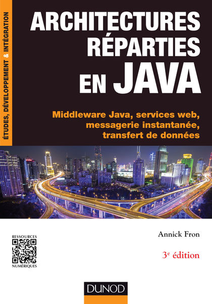 Architectures réparties en Java - 3e éd.